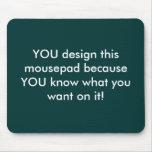 Mousepad adaptable tapetes de raton