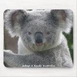 Mousepad adopta una koala Australia Tapetes De Raton