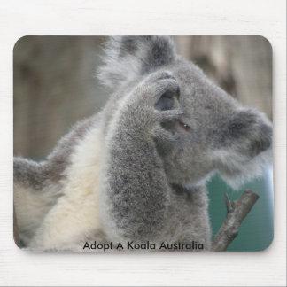 Mousepad adopta una pata de Australia de la koala