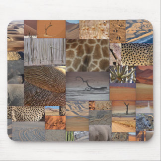 Mousepad African structures