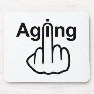 Mousepad Aging Flip