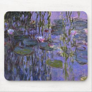 Mousepad - agua Lillies