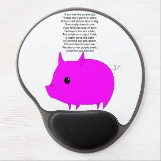 Mousepad Alfombrilla Gel