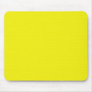 Mousepad amarillo brillante