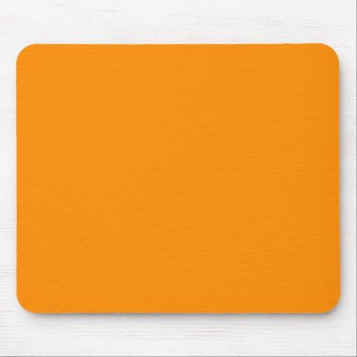 Mousepad - anaranjado oscuro alfombrillas de ratones