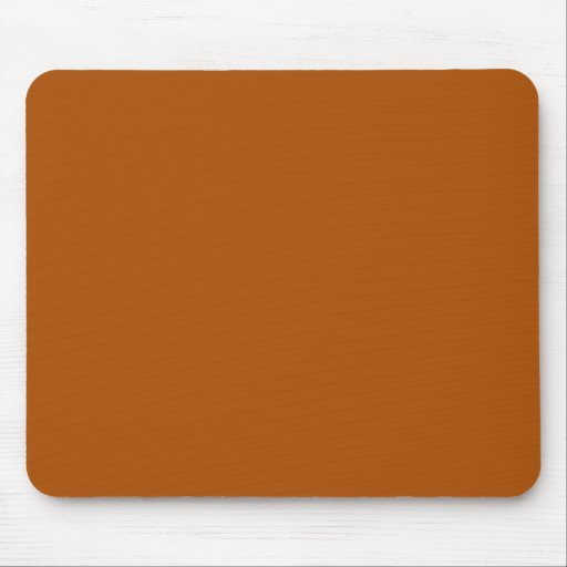 Mousepad anaranjado oxidado tapetes de raton