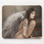 Mousepad Angel dark