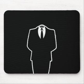 Mousepad anónimo
