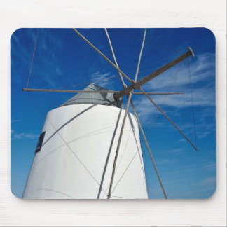 MousePad: Antique windmill Mouse Pad