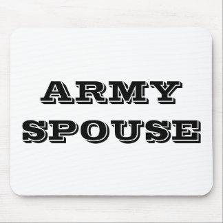 Mousepad Army Spouse