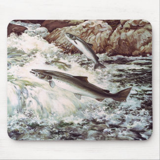 Mousepad Atlantic Salmon