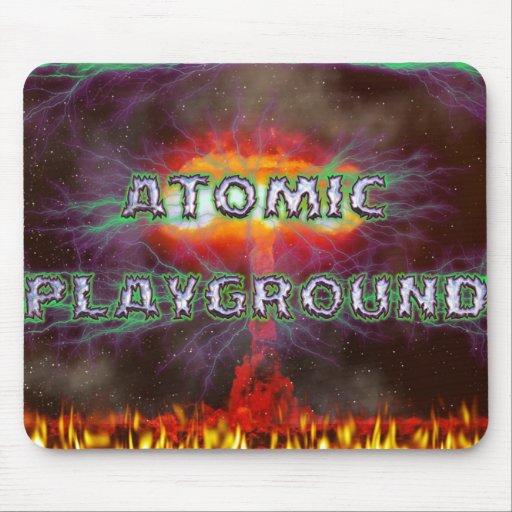 Mousepad atómico
