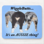 Mousepad australiano alfombrillas de ratón