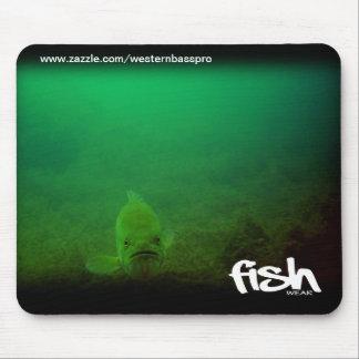 Mousepad bajo subacuático