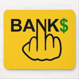 Mousepad Banks Corrupt