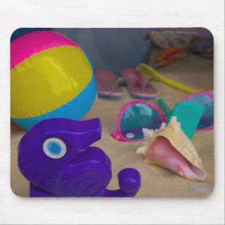 "Mousepad: ""Beach Sandbox"" Mouse Pad"