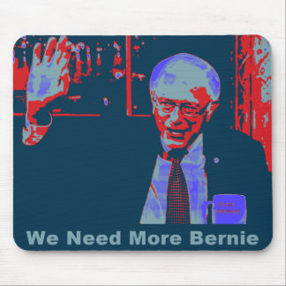 Mousepad Bernie Banders