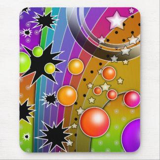 Mousepad - BIG BANG BLACK HOLES POP ART