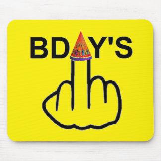 Mousepad Birthdays Flip