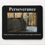 Mousepad Black Perseverance