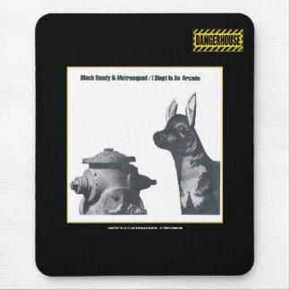 Mousepad Black Randy Arcade Dangerhouse BLACK