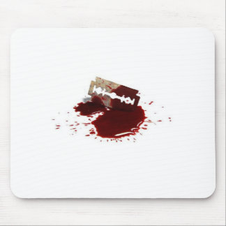Mousepad Blade Blood