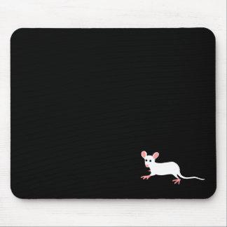 mousepad blanco del ratón alfombrillas de ratones