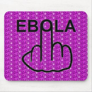 Mousepad Blast Ebola