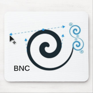 Mousepad BNC
