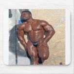 Mousepad, Bodybuilder Jean SCUTT #58A