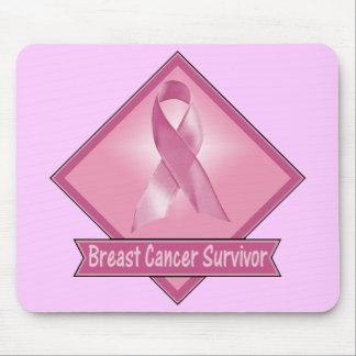 Mousepad - Breast Cancer Survivor