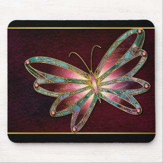 "Mousepad ""Butterfly """