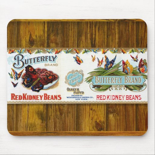 Mousepad - Butterfly Brand