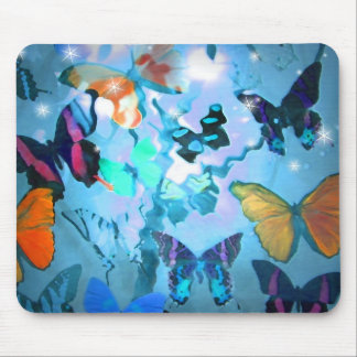 Mousepad, Butterfly Heaven Mouse Pad
