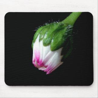 mousepad cada vez mayor de la flor alfombrillas de ratón