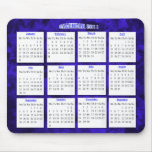 Mousepad calendar 2011