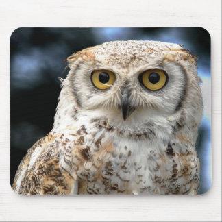 Mousepad Canadian Owl