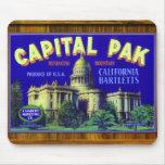 Mousepad - Capital Pak