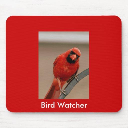Mousepad cardinal tapete de raton