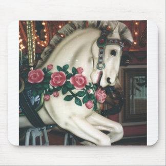 Mousepad - Carousel Horse