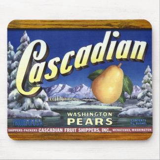 Mousepad - Cascadian Alfombrilla De Raton