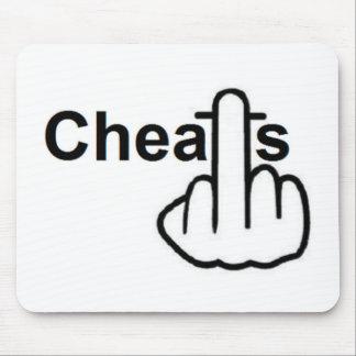 Mousepad Cheats Flip