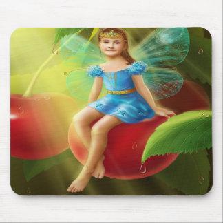 """Mousepad """"cherry garden"""""""