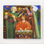 Mousepad:  Christmas Carol - by Rossetti