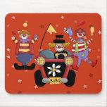 Mousepad Circus Clown Mouse Pads