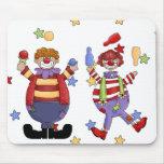 Mousepad  Circus Clowns Mousepads