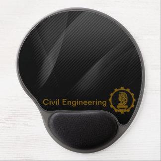 Mousepad Civil Engineering Gel Mouse Pad