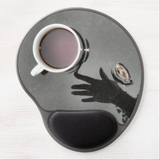 Mousepad Coffee Within Reach Gel Mouse Pad