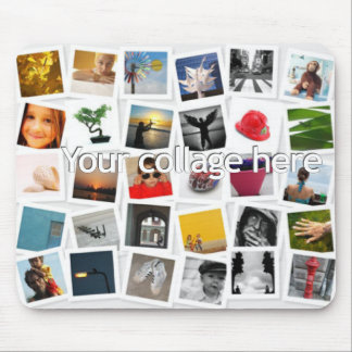 Mousepad Collage