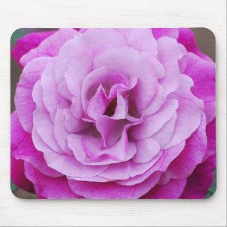 Mousepad color de rosa púrpura